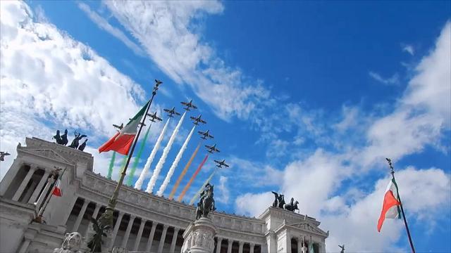 E' tornata l'Italia: secondo Il Giornale l'alleanza Lega, sovranisti e FDI può anche raggiungere il 50% dei voti e semplicemente governare.