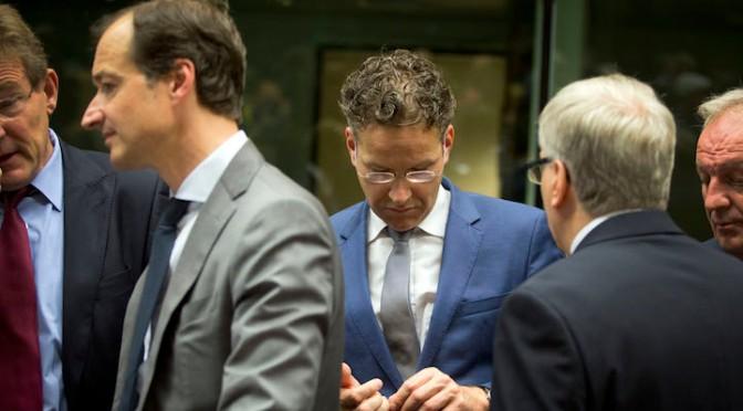 """Alla Fine Tutti i Soldi arrivano in Germania. Perché NON Partecipare al Bailout della """"Grecia""""."""
