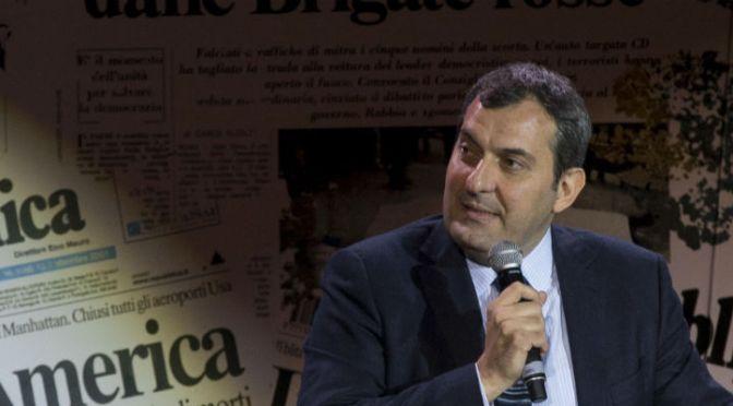 """Non è la prima volta che Mario Calabresi scrive notizie false su Repubblica, da """"Marra è uno dei mie"""" contro M5S."""