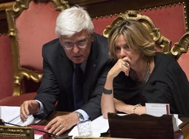 Forza Italia da la Fiducia al Governo. Di Nuovo.