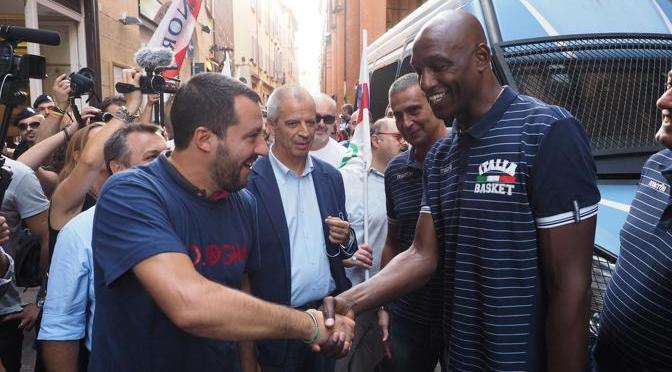 Forza Italia sostiene il PD. Votate tutti Lega-FdI e l'alleanza più naturale è con i 5Stelle.
