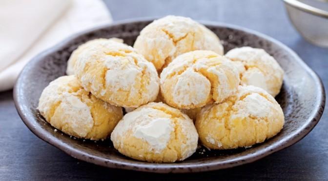Biscotti al limone morbidini. La ricetta che ha vinto.