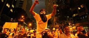 BRASILE-SCONTRI-PROTESTE