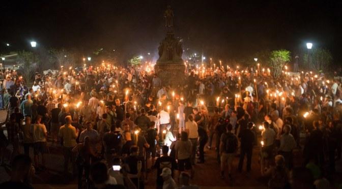 Charlottesville: io sono contro la rimozione della statua del Generale Lee e la violenza è da ambo le parti.
