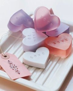 LoveHeartSoap
