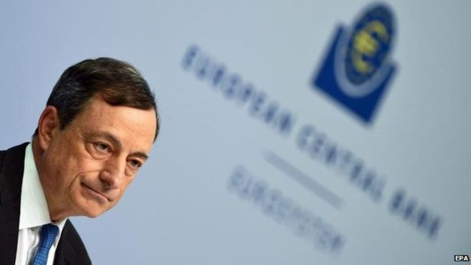 Scandaloso: la BCE si è arricchita dalla crisi greca. Che cos'è veramente la UE.