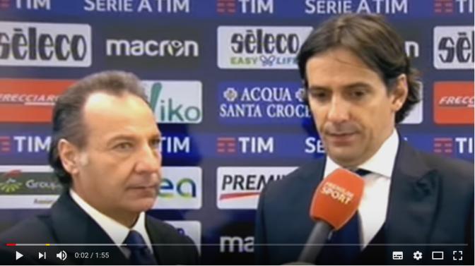 Anche Inzaghi come Buffon contro il VAR. Non serve e imbrogliano lo stesso.