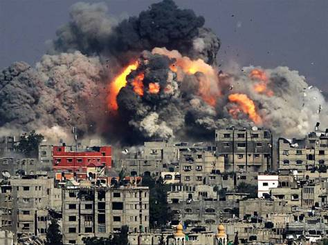 GazaBOmbed