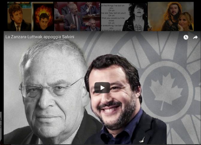 Il Mondo come lo conosciamo spacca: US fuori da UN Human Rights Council; Svezia vuole uscire da UE, Luttwak aiuta Salvini…