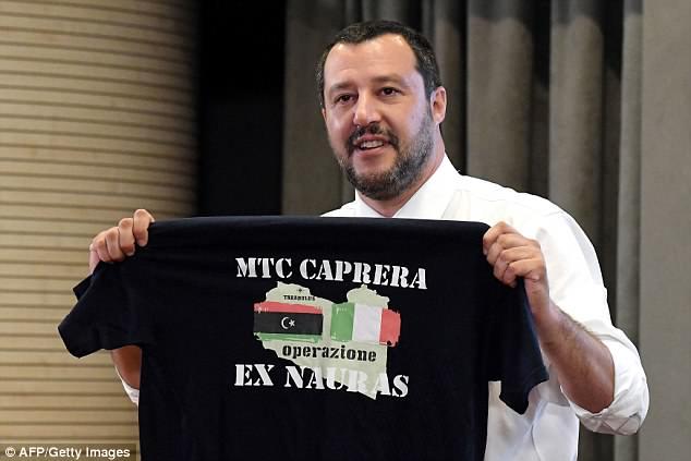 L'Europa con Salvini: perché non mi piace la Linea Conte, Dublino va benissimo sono Frontex e Triton & Co che vanno cancellati.