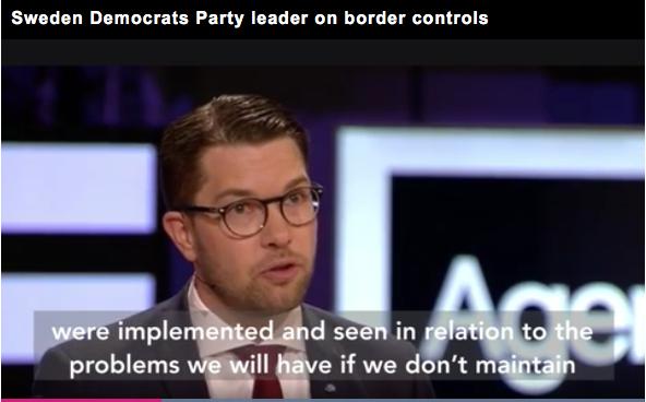 Caso Aquarius: la colpa è della UE e perché in Svezia tifiamo Sweden Democrats per il 9 Settembre.