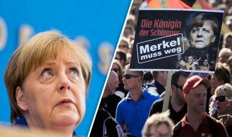 MerkelMussWeg