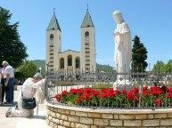 Medjugorje, e questo è il posto più bello che hanno in città