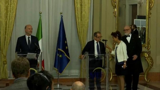 Def: voglio fare l'avvocato di Moscovici per una volta.