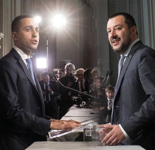 DiMaio ha la Renzite: vuol dare 500 euro ai giovani per due anni. Ma perché? Io supporto il Ritorno al voto, per questo ed altro.
