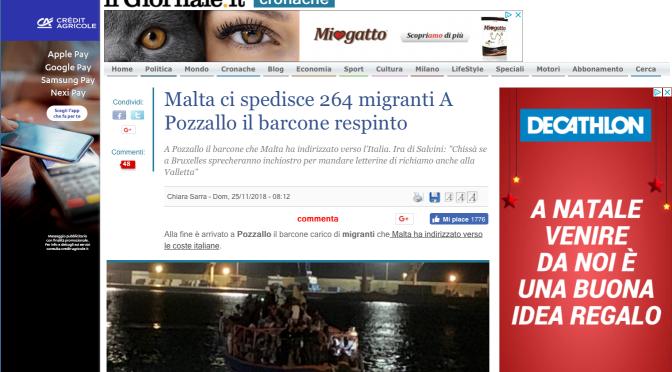 """Gustavo Rol """"profetizza"""" che nel 2020 il 60% degli abitanti dell'Italia sarà nero. E Salvini glielo fa fare?"""