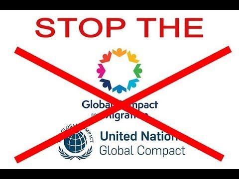 Il No al Global Compact dovrebbe essere nel Contratto Lega-5Stelle se no cade il governo e andiamo a votare con la Destra.