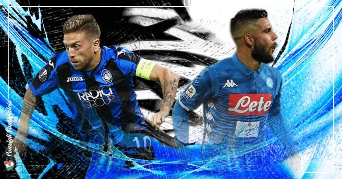 Parliamo di calcio (si fa per dire) E comunque no, non voglio la sospensione della partita Atalanta-Napoli.