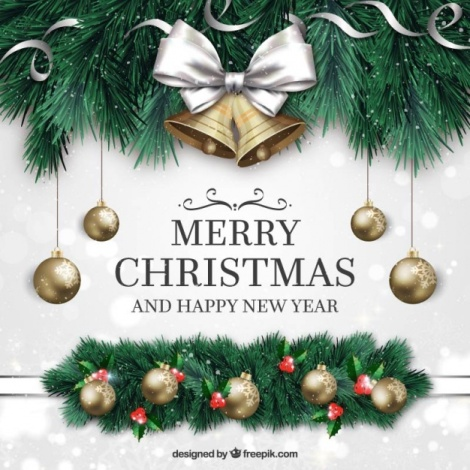 merry-christmas-and-new-year-background-with-ornaments-in-realistic-style_23-2147586255