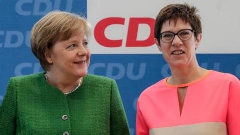 MerkelKarrenbauer