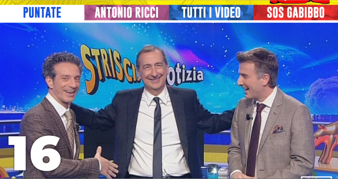 Il CentroDestra è finito. Sala ospite a Striscia fa campagna per il PD, ma Salvini e DiMaio hanno altro su cui contare.