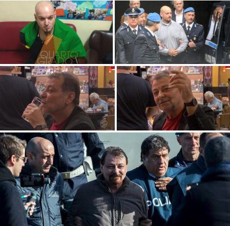 Traini e Battisti stanno in carcere vent'anni, è inutile che chiedano la Grazia: loro, il Rosso e il Nero, non la possono avere.