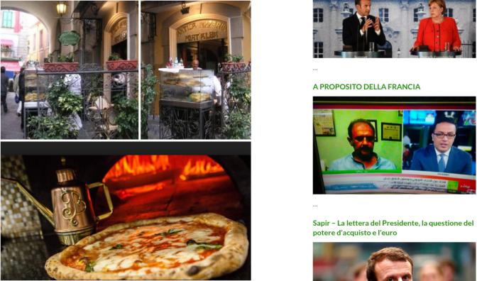 L'Italia deve risolvere i suoi problemi con la verità: Baglioni Pagliaccio, vince il mezzo Africano, concorso probabilmente truccato.