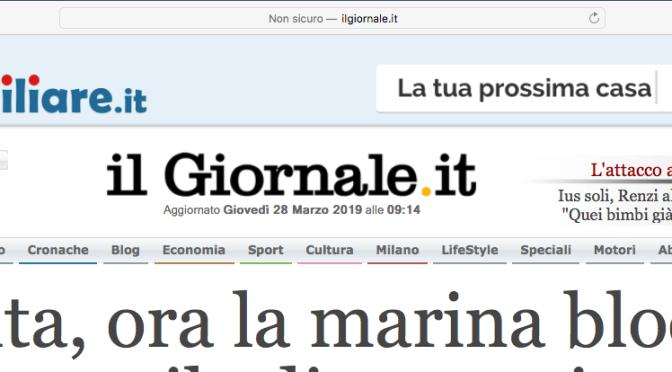 Google segnala il Giornale ed Affari Italiani come siti non sicuri – ??? –