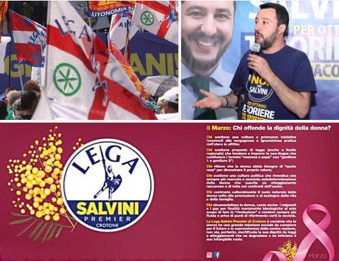 Lega Salvini, Lega Nord, I Giovani di Crotone e Fontana, perché bisogna fare chiarezza.