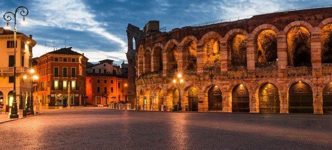 La bella Verona ospita il Family Day, andare e discutere.