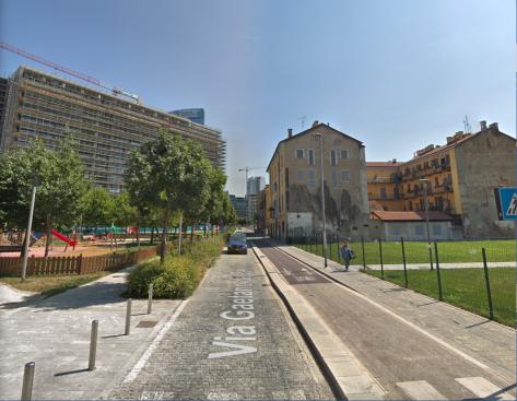 MilanoStanzeVista