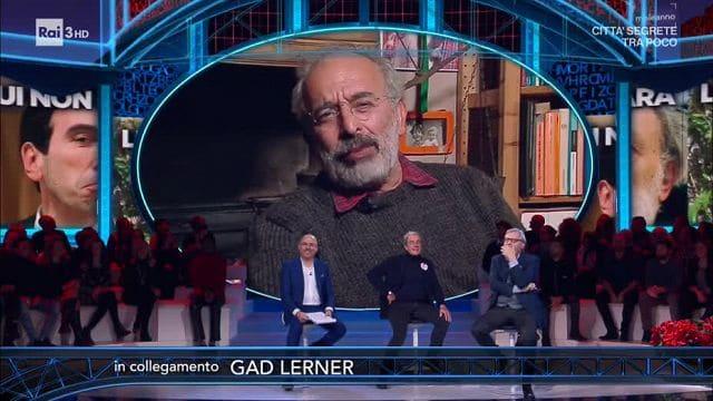 DiMaio e Salvini prendono in giro chi? Noi? Hanno rimandato Gad Lerner in RAI