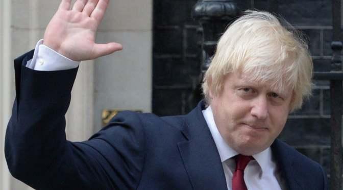Ora Boris, per favore non andare ad Ibiza appresso a una donna simile a una bambola che ti promette soldi e tequila. Fai Brexit