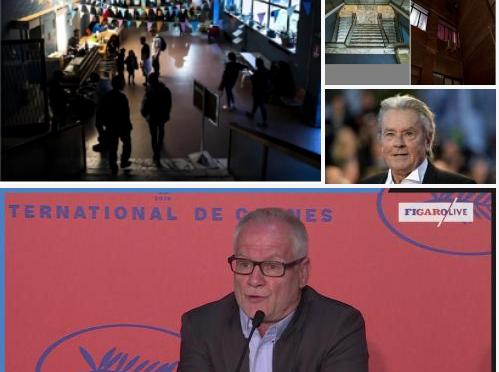 """Cannes non arretra, conferma Premio ad Alain Delon. Gli """"ultimi"""" di Francesco? Avevano la discoteca e non pagano le bollette."""