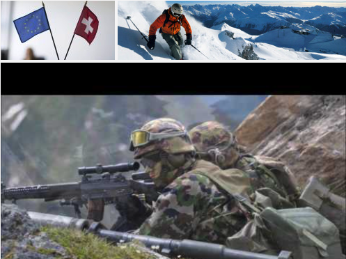 La Svizzera mi consola. Berna non firma accordo con f*****a UE.