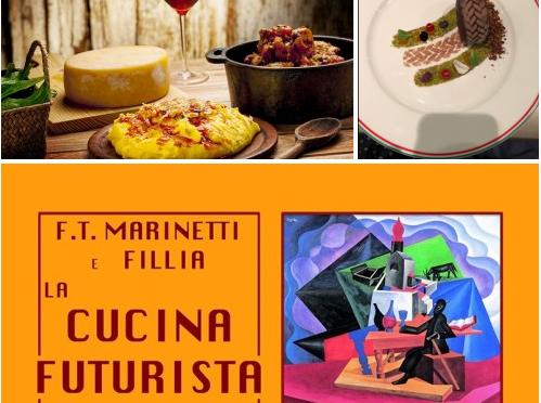 Cucina Futurista, Sinistra: è fascismo. Polenta all'Agriturismo, Repubblica: è autarchia. Chiudere i movimenti di Sinistra. Basta, se ne vadano dall'Italia.