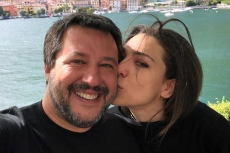 IN_Matteo_Salvini_Francesca_Verdini