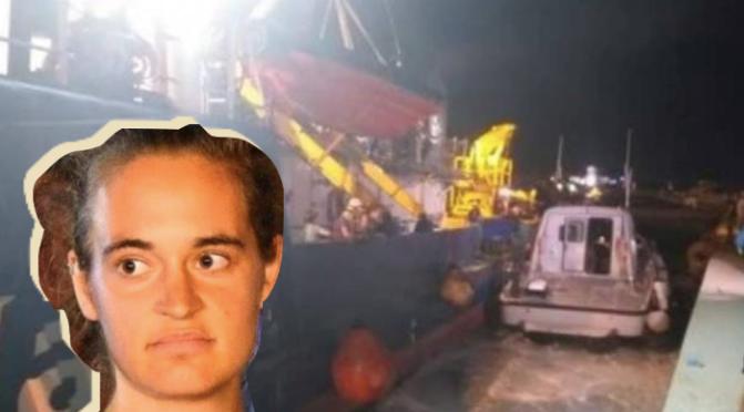 La Zingara col Peschereccio è arrivata a Lampedusa.Chiariamo con Salvini, gli Olandesi & Co.