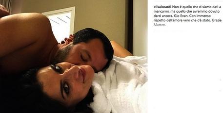 Salvini e Isoardi, Elisa su Instagram e l'amore al passato