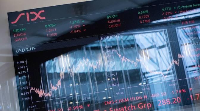 Borsa Svizzera dopo spaccatura con UE chiude al Rialzo: Nestle, Novartis, UBS restano.
