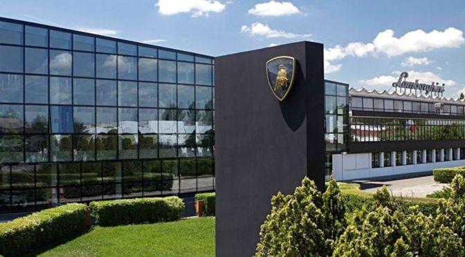 Lamborghini: Personale al voto del nuovo contratto. Ditegli No.