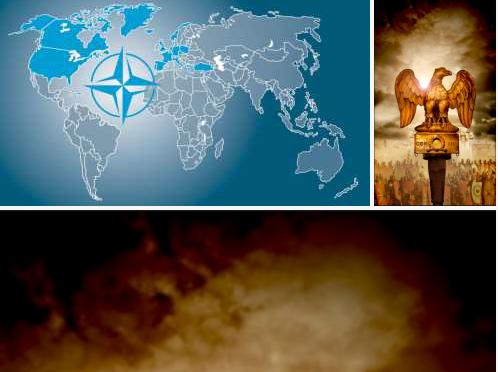 Caro Trump, rinforza la NATO perché dobbiamo colonizzare nuovamente l'Africa del Nord.