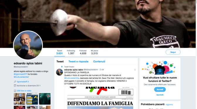 Ho un Mas: un progetto d'assalto per Sylos Labini. Comprati AlterVista e facciamo social controllati da destra.