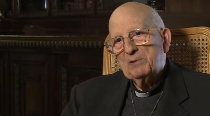 Bartolomeo Sorge, il prete da ragione a Peppone, ma allora perché non chiudete bottega?