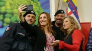 BergonzoniSelfieCarabinieri+