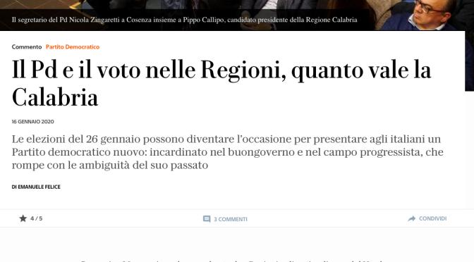 Salvini Vs. Repubblica non ha senso perché Repubblica è un Giornale di Partito.