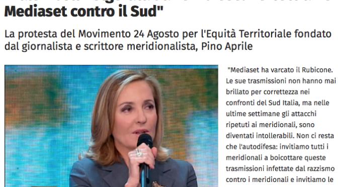 Barbara Palombelli attira il boicottaggio dei prodotti sponsor di Mediaset per la diatriba Covid-19 – Meridionali.