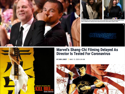 Harvey Weinstein vendicato dal CoronaVirus: chiusi i Cinema e i parchi Disney e Universal, niente Fast9.