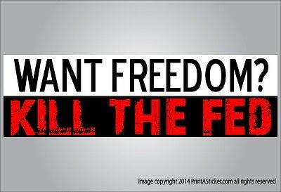 KillTheFedForFreedom