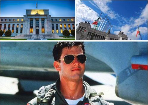 Kill The Fed non è solo uno Slogan. Festa della Repubblica? Solo se è contro la BCE.
